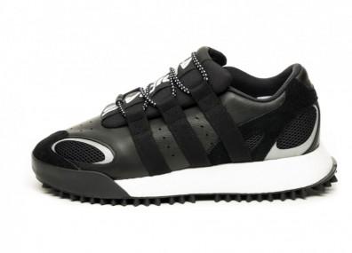 Кроссовки adidas x Alexander Wang Wangbody Run (Core Black / Core Black / Core Black)
