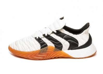 Кроссовки adidas Sobakov Boost (Clear White / Core Black)