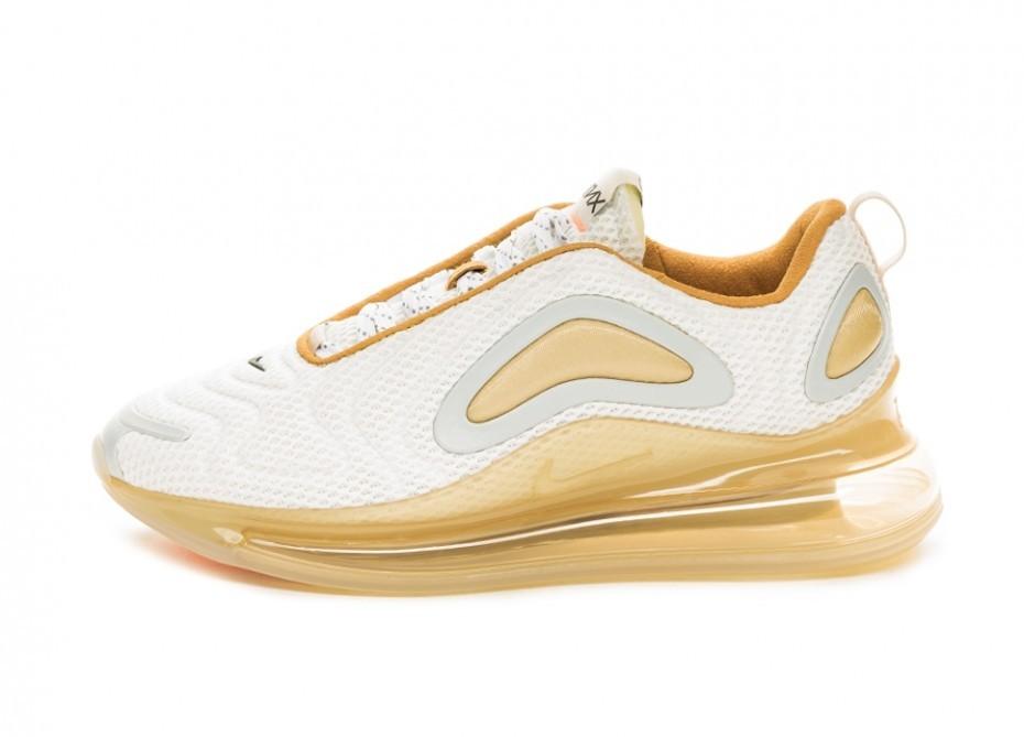 Кроссовки Nike Air Max 720 *Pale Vanilla* (White