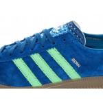Кроссовки adidas Bern (Supplier Colour / Semi Flash Lime / Bluebird), фото 5 | Интернет-магазин Sole