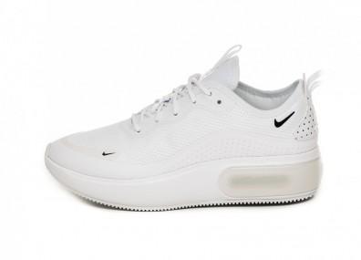 Кроссовки Nike Wmns Air Max Dia SE (White / Midnight Navy - Metallic Red Bronze)