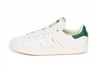 Кроссовки adidas Stan Smith (Ftwr White / Ftwr White / Collegiate Green)