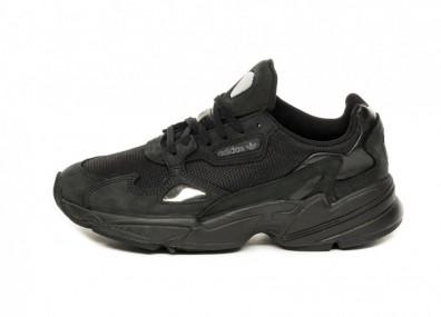 Кроссовки adidas Falcon W (Core Black / Core Black / Grey Five)