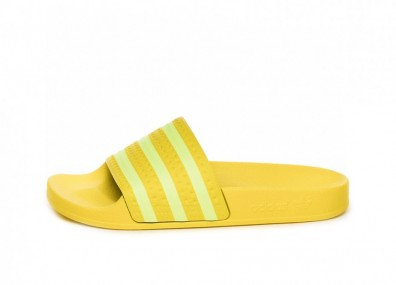Тапочки adidas Adilette W (Yellow / Semi Frozen Yellow / Yellow)