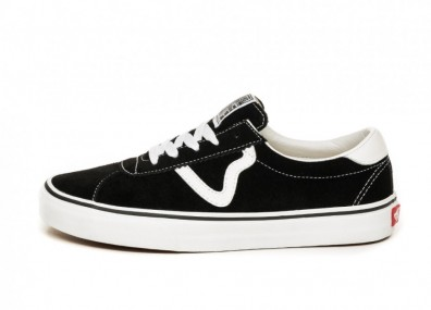 Кеды Vans Sport *Suede* (Black)
