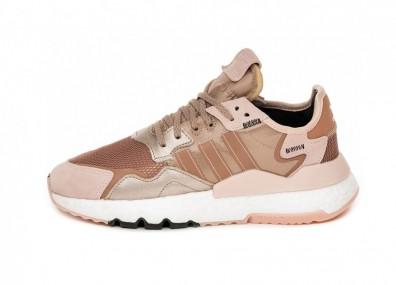 Кроссовки adidas Nite Jogger W (Rose Gold Metallic / Vapour Pink / Core Black)