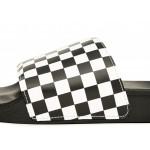 Тапочки Vans Slide-On *Checkerboard* (White), фото 4   Интернет-магазин Sole