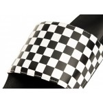 Тапочки Vans Slide-On *Checkerboard* (White), фото 5   Интернет-магазин Sole