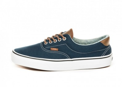 Кеды Vans Era 59 (C&L) (Dress Blues / Acid Denim)