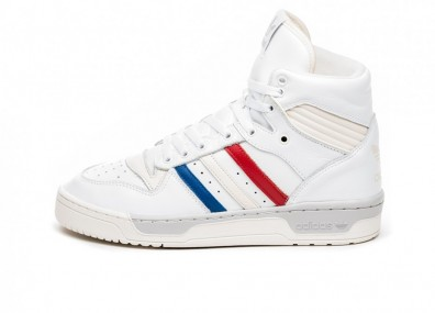 Кроссовки adidas Rivalry (Ftwr White / Clear White / Clear White)