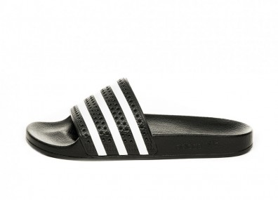 Тапочки adidas Adilette (Core Black / Ftwr White / Core Black)