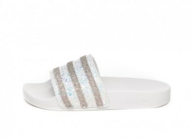 Тапочки adidas Adilette W (Ftwr White / Ftwr White / Ftwr White)