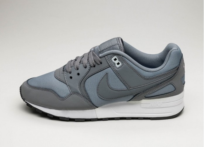 Мужские кроссовки Nike Air Pegasus 89 (Cool Grey / Cool Grey - Comet Blue - White) | Интернет-магазин Sole