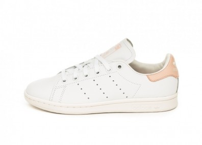 Кроссовки adidas Stan Smith (Ftwr White / Vapour Pink / Off White)