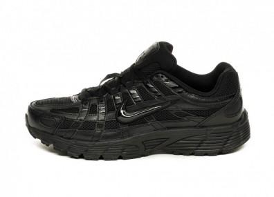 Кроссовки Nike Wmns P-6000 (Black / Black)