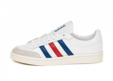 Кроссовки adidas Americana Low (Ftwr White / Collegiate Royal / Scarlet)