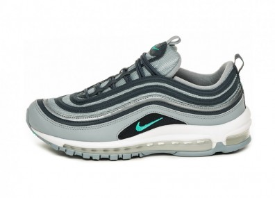 Кроссовки Nike Air Max 97 Essential (Obsidian Mist / Hyper Jade - Monsoon Blue)
