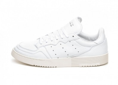 Кроссовки adidas Supercourt *Home of Classics* (Ftwr White / Ftwr White / Off White)