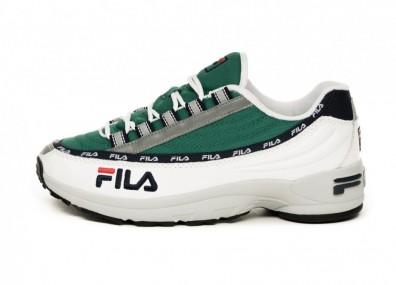 Кроссовки FILA DSTR 97 (White / Shady Glade)
