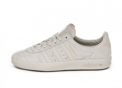 Кроссовки adidas Broomfield (Raw White / Clear Brown / Gold Metallic)