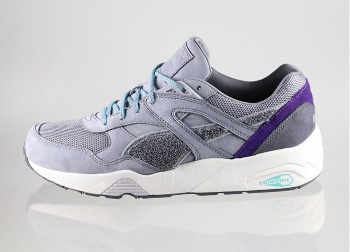 Мужские кроссовки Puma x BWGH R698 (frost gray) | Интернет-магазин Sole