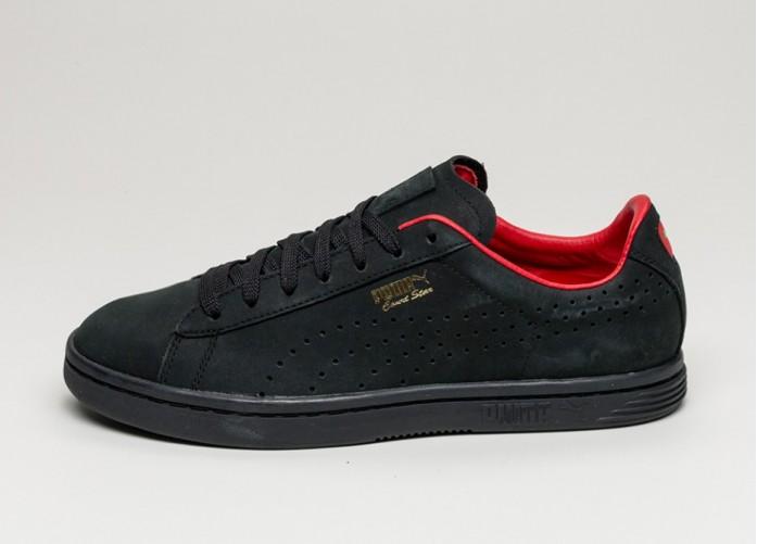 Мужские кроссовки Puma Court Star OG (Black) | Интернет-магазин Sole