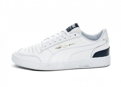 Кроссовки Puma Ralph Sampson Low (Puma White / Peacoat / Puma White)