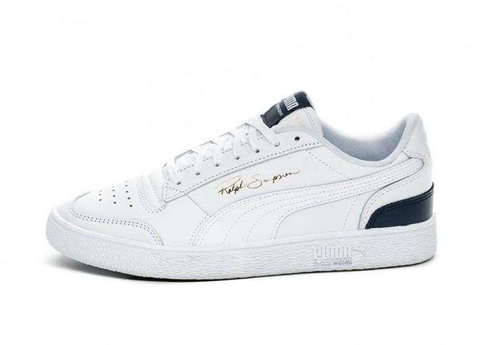 Кроссовки Puma Ralph Sampson Low (Puma White / Peacoat / Puma White)   Интернет-магазин Sole
