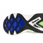 Кроссовки Reebok Aztrek 96 (White / Cobalt / Semi Solar Green), фото 6 | Интернет-магазин Sole