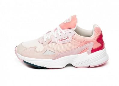 Кроссовки adidas Falcon W (Ecru Tint / Ice Pink / True Pink)