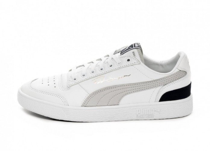 Кроссовки Puma Ralph Sampson Low OG (Puma White / Gray Violet / Peacoat) | Интернет-магазин Sole