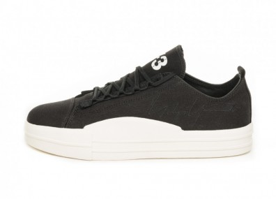 Кроссовки adidas Y-3 Yuben Low (Balck / Black / Ftwr White)