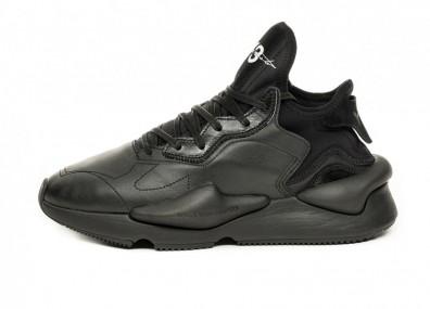 Кроссовки adidas Y-3 Kaiwa (Black / Black / Ftwr White)