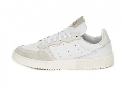Кроссовки adidas Supercourt (Crystal White / Clear White / Off White)