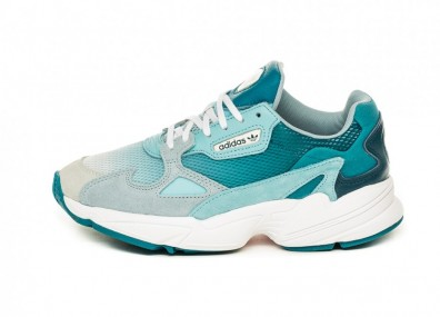 Кроссовки adidas Falcon W (Blue Tint / Light Aqua / Ash Grey)