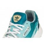 ????????? adidas Falcon W (Blue Tint Light Aqua Ash Grey)