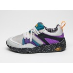 Мужские кроссовки Puma X Alife Blaze Of Glory (Gray Violet / Blue Coral - Amaranth Purple - Apricot), фото 1 | Интернет-магазин Sole