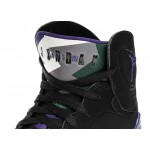 Кроссовки Nike Air Jordan 7 Retro *Ray Allen* (Black / Field Purple - Fir - Dark Steel Grey), фото 4 | Интернет-магазин Sole