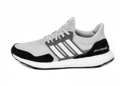Кроссовки adidas Ultra Boost S&L (Grey Two / Ftwr White / Grey Two)