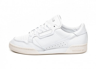 Кроссовки adidas Continental 80 *Home of Classics* (Ftwr White / Ftwr White / Off White)