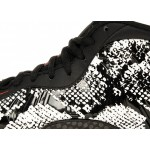 Кроссовки Nike Air Foamposite One *Snakeskin* (Sail / Black - Habanero Red - Black), фото 5   Интернет-магазин Sole
