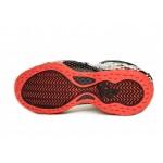 Кроссовки Nike Air Foamposite One *Snakeskin* (Sail / Black - Habanero Red - Black), фото 6   Интернет-магазин Sole