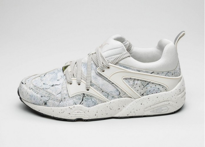 Мужские кроссовки Puma Blaze Of Glory *Roxx* (Whisper White) | Интернет-магазин Sole