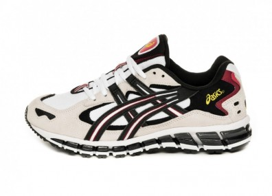 Кроссовки Asics Gel-Kayano 5 360 (White / Black)