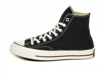 Кеды Converse Chuck Taylor All Star '70 Hi (Black / Black / Egret)