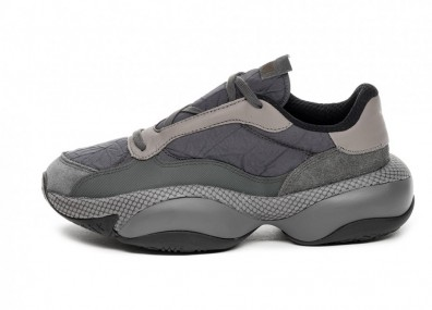 Кроссовки Puma Alteration PN-1 (Steel Gray - Dark Shadow)