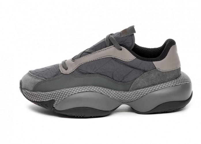 Кроссовки Puma Alteration PN-1 (Steel Gray - Dark Shadow) | Интернет-магазин Sole