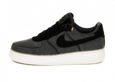 Кроссовки Nike x 3x1 Denim Air Force 1 '07 PRM *Selvedge Denim* (Black / Black - Summit White)