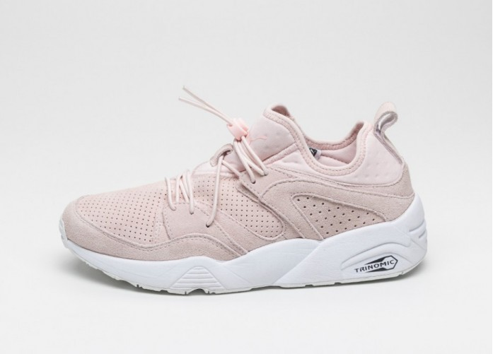 Мужские кроссовки Puma Blaze Of Glory Soft W (Pink Dogwood / White) | Интернет-магазин Sole