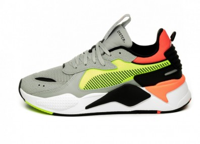 Кроссовки Puma RS-X Hard Drive (High Rise / Yellow Alert)